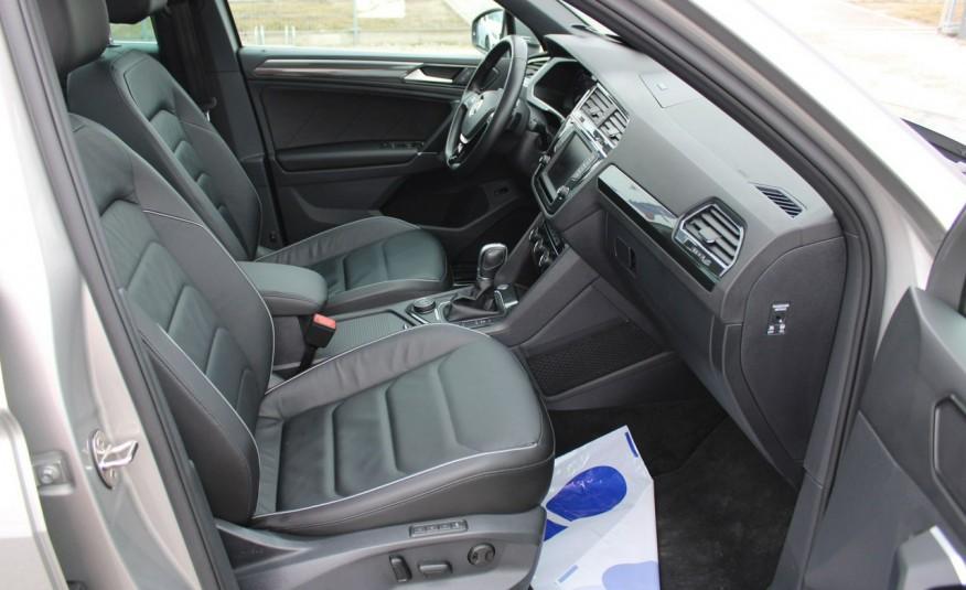 Volkswagen Tiguan F-Vat, Gwarancja, Salon PL, Automat.4x4, Panorama, Highline, Skóra zdjęcie 49