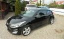 Hyundai Veloster Bezwypadkowy, opłacony , silnik 1.6 -benzyna-piękny kolor, serwis, AUTOMAT zdjęcie 8
