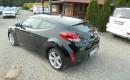 Hyundai Veloster Bezwypadkowy, opłacony , silnik 1.6 -benzyna-piękny kolor, serwis, AUTOMAT zdjęcie 10