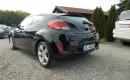 Hyundai Veloster Bezwypadkowy, opłacony , silnik 1.6 -benzyna-piękny kolor, serwis, AUTOMAT zdjęcie 12