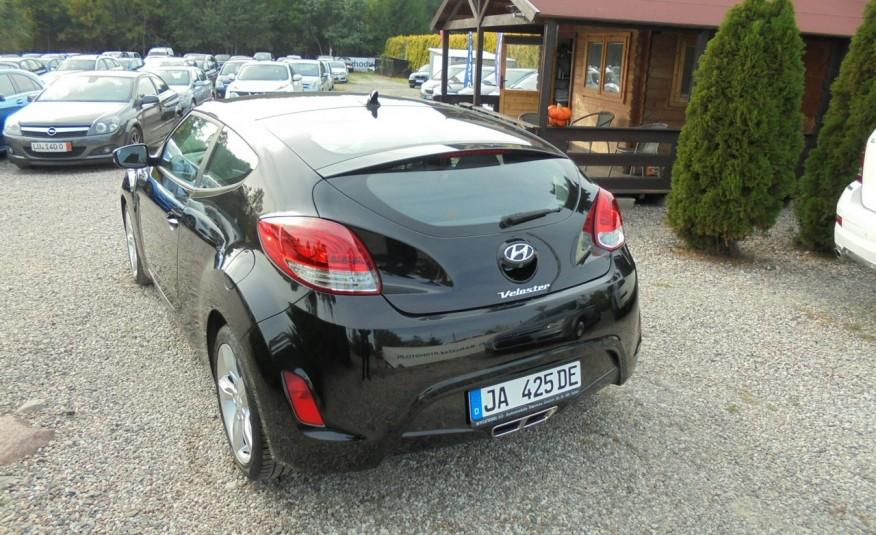 Hyundai Veloster Bezwypadkowy, opłacony , silnik 1.6 -benzyna-piękny kolor, serwis, AUTOMAT zdjęcie 13