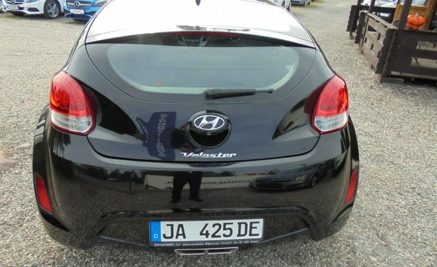 Hyundai Veloster Bezwypadkowy, opłacony , silnik 1.6 -benzyna-piękny kolor, serwis, AUTOMAT zdjęcie 14