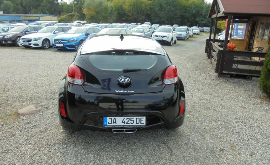 Hyundai Veloster Bezwypadkowy, opłacony , silnik 1.6 -benzyna-piękny kolor, serwis, AUTOMAT zdjęcie 15