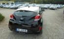 Hyundai Veloster Bezwypadkowy, opłacony , silnik 1.6 -benzyna-piękny kolor, serwis, AUTOMAT zdjęcie 16