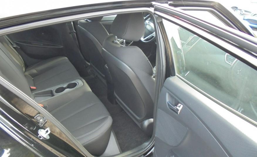 Hyundai Veloster Bezwypadkowy, opłacony , silnik 1.6 -benzyna-piękny kolor, serwis, AUTOMAT zdjęcie 27
