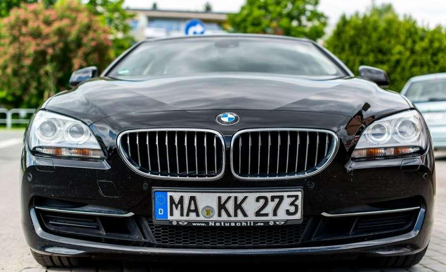 BMW 640 3.0_diesel_312 KM_komplet kół_FV23% zdjęcie 2