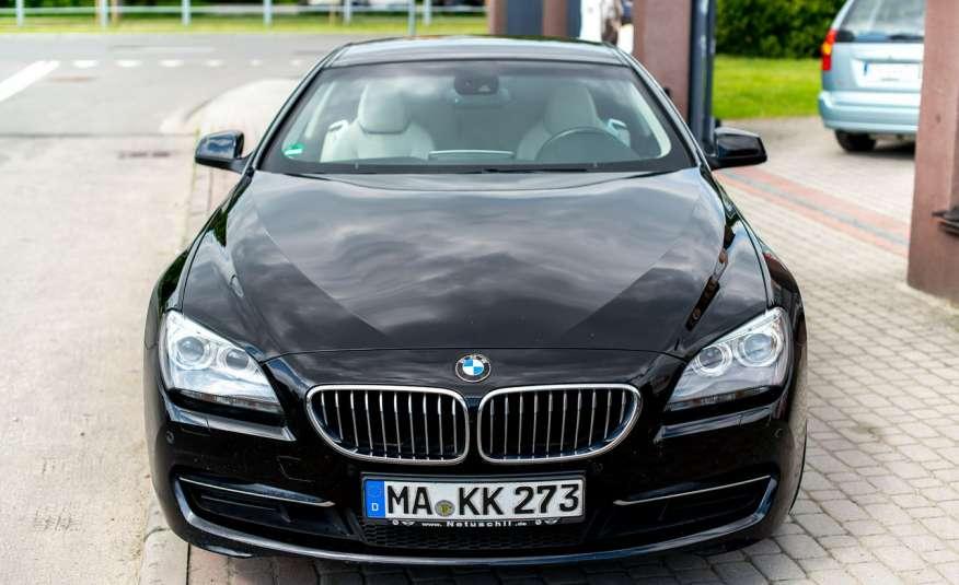 BMW 640 3.0_diesel_312 KM_komplet kół_FV23% zdjęcie 3