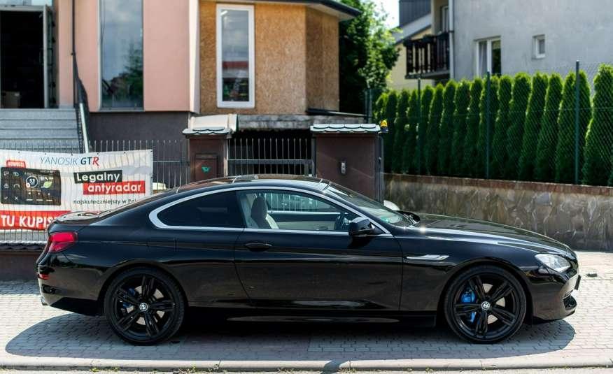BMW 640 3.0_diesel_312 KM_komplet kół_FV23% zdjęcie 4