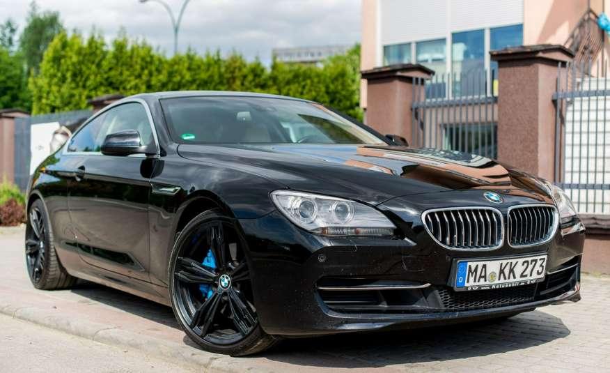 BMW 640 3.0_diesel_312 KM_komplet kół_FV23% zdjęcie 5