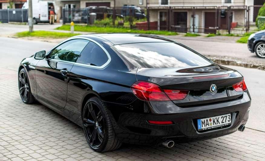 BMW 640 3.0_diesel_312 KM_komplet kół_FV23% zdjęcie 6