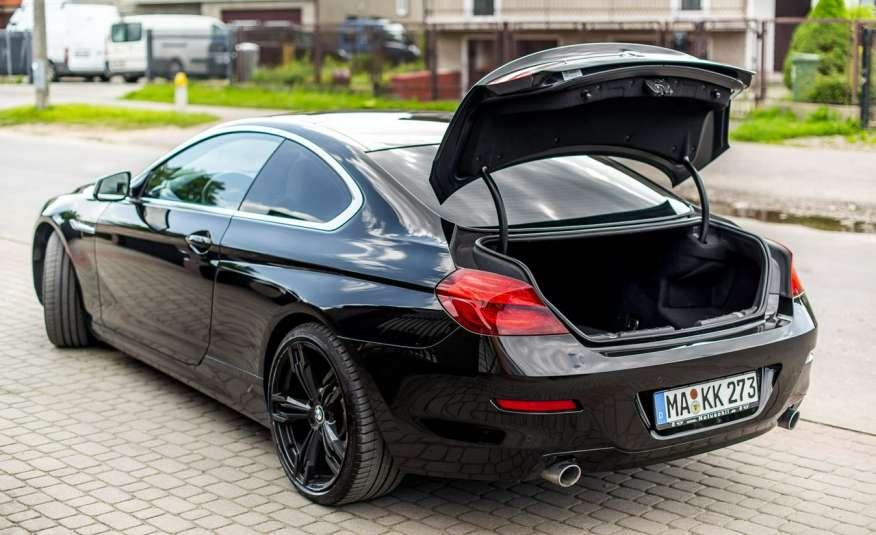 BMW 640 3.0_diesel_312 KM_komplet kół_FV23% zdjęcie 7
