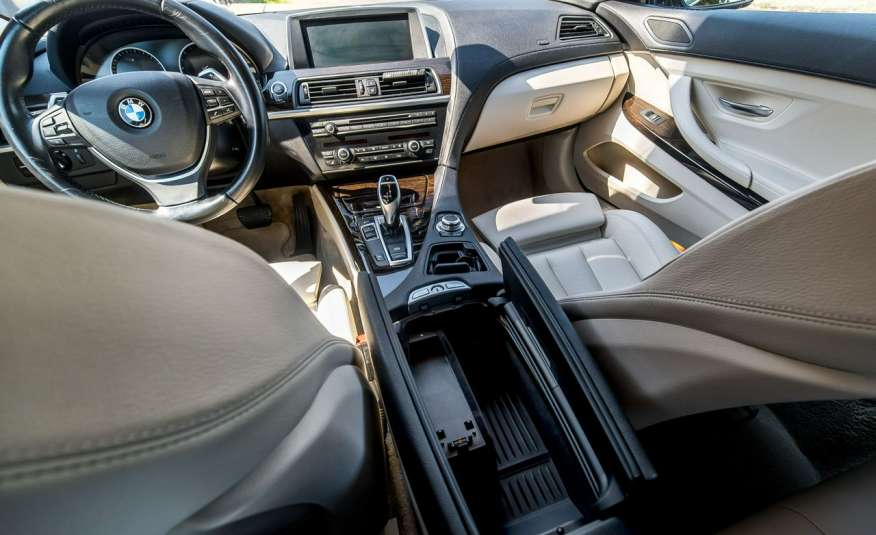BMW 640 3.0_diesel_312 KM_komplet kół_FV23% zdjęcie 13