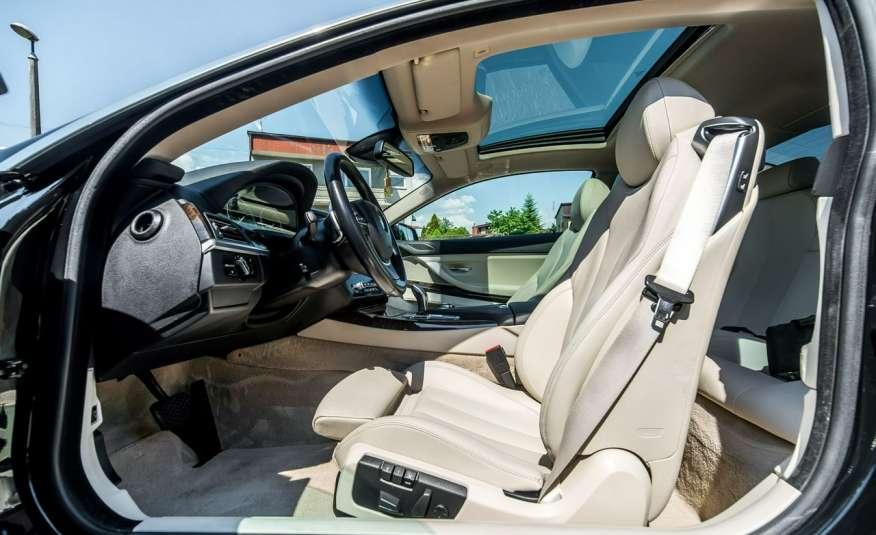 BMW 640 3.0_diesel_312 KM_komplet kół_FV23% zdjęcie 14
