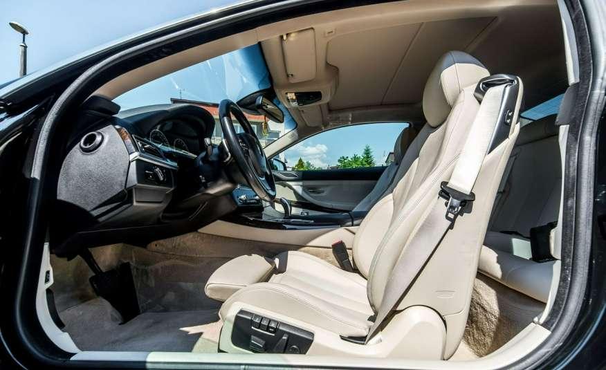 BMW 640 3.0_diesel_312 KM_komplet kół_FV23% zdjęcie 15