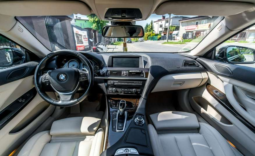 BMW 640 3.0_diesel_312 KM_komplet kół_FV23% zdjęcie 16