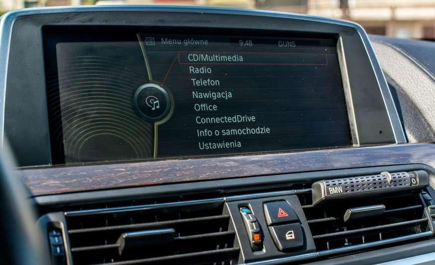 BMW 640 3.0_diesel_312 KM_komplet kół_FV23% zdjęcie 19