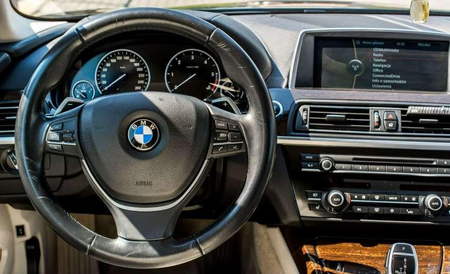 BMW 640 3.0_diesel_312 KM_komplet kół_FV23% zdjęcie 22