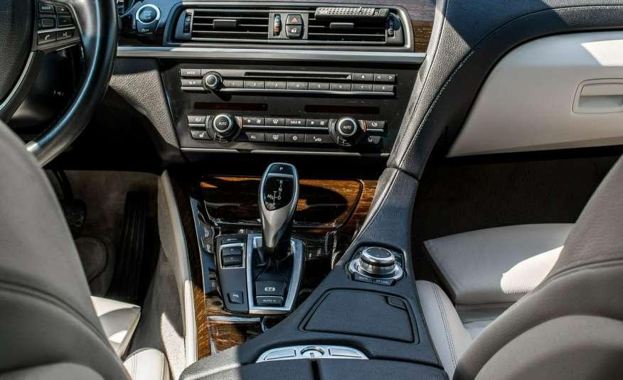 BMW 640 3.0_diesel_312 KM_komplet kół_FV23% zdjęcie 27
