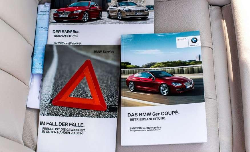 BMW 640 3.0_diesel_312 KM_komplet kół_FV23% zdjęcie 35