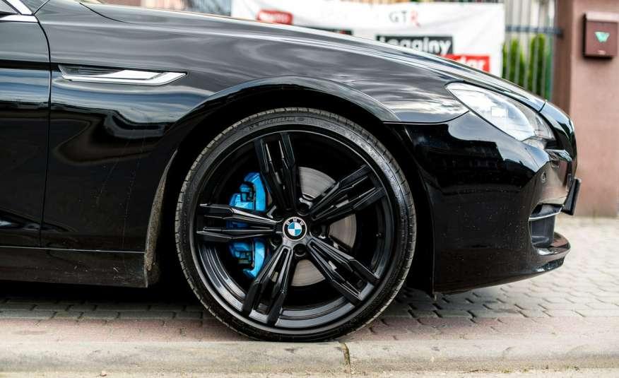 BMW 640 3.0_diesel_312 KM_komplet kół_FV23% zdjęcie 37