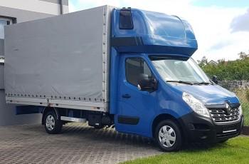 Renault Master 10EP PLANDEKA SPANIE KLIMA WEBASTO 4.85x2.26x2.23
