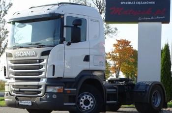 Scania R 420 / CR 19 / / MANUAL / RETARDER /