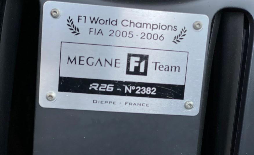 Megane Renault Megane Sport F1 Team R26 Rarytas zdjęcie 13