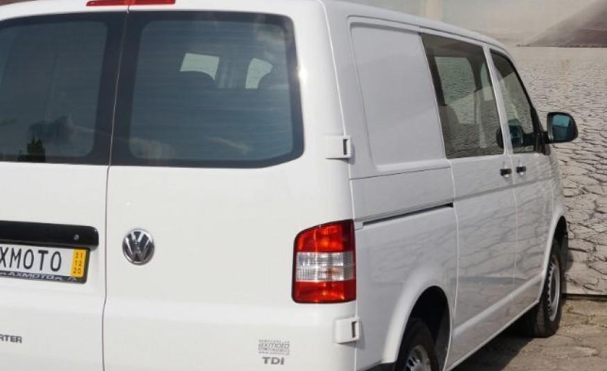 Volkswagen Transporter T5 Lift Doka Brygadowka Holenderka zdjęcie 8