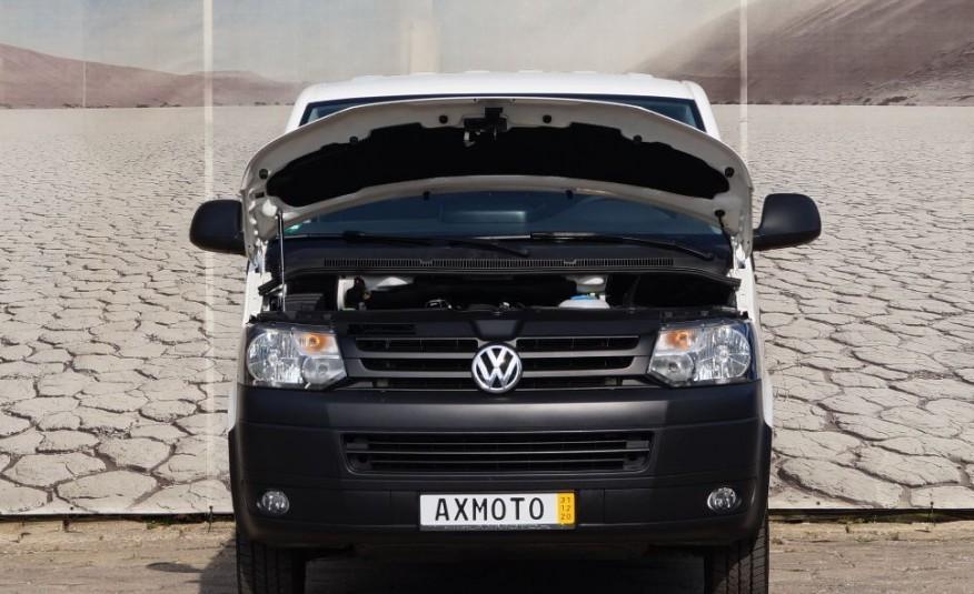 Volkswagen Transporter T5 Lift Doka Brygadowka Holenderka zdjęcie 11