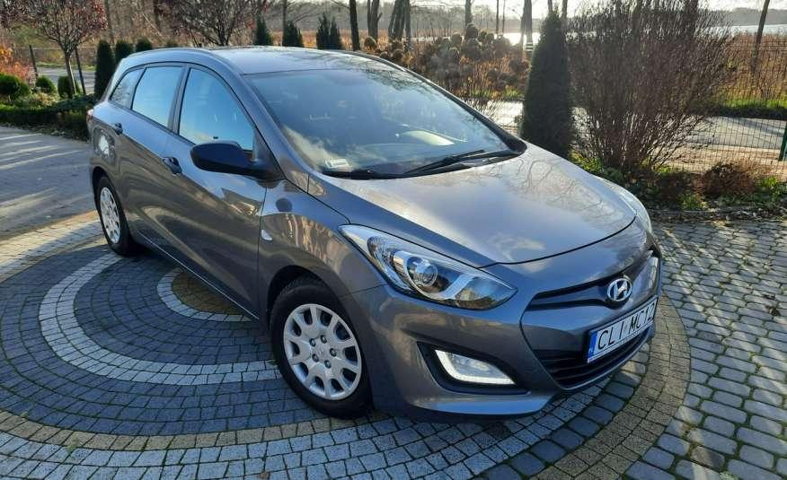 Hyundai i30 1.4 CRDi / Salon PL / Serwisowany ASO / Zamiana zdjęcie 1