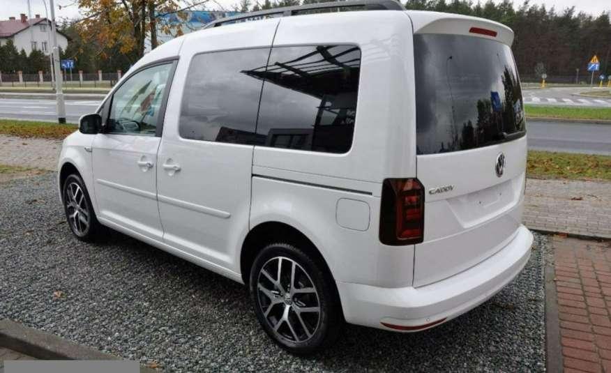 Caddy Volkswagen Caddy IV COMFORTLINE 2.0TDI 150KM zdjęcie 6