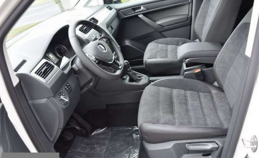 Caddy Volkswagen Caddy IV COMFORTLINE 2.0TDI 150KM zdjęcie 9