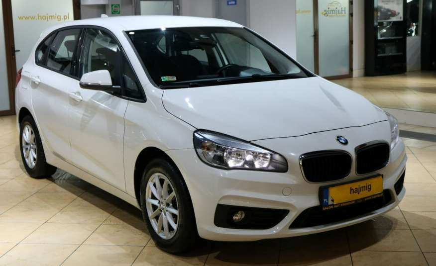 BMW 218 ActiveTourer Advantage automat+, Gwarancja x 5, PL, fv VAT 23 zdjęcie 2