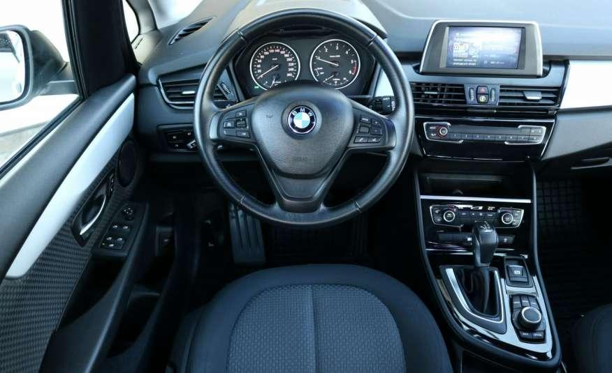 BMW 218 ActiveTourer Advantage automat+, Gwarancja x 5, PL, fv VAT 23 zdjęcie 5