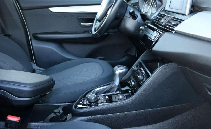 BMW 218 ActiveTourer Advantage automat+, Gwarancja x 5, PL, fv VAT 23 zdjęcie 7