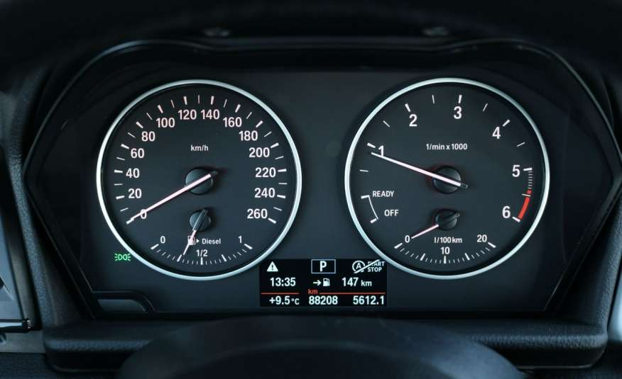BMW 218 ActiveTourer Advantage automat+, Gwarancja x 5, PL, fv VAT 23 zdjęcie 11
