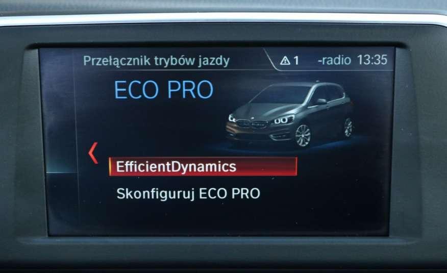 BMW 218 ActiveTourer Advantage automat+, Gwarancja x 5, PL, fv VAT 23 zdjęcie 36