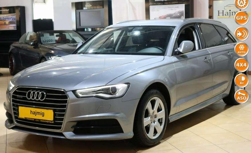 A6 Audi A6 Tdi Quatro S tronic, fv VAT 23, Gwarancja x 5 zdjęcie 1