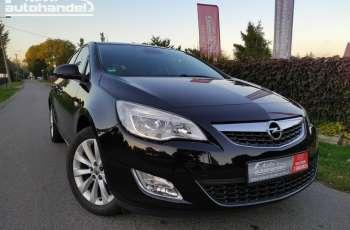 Opel Astra Astra J 1.4 Turbo 2011r dobrze utrzymany Po Opłatach GWARANCJA