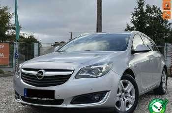 Opel Insignia Skóry Kamera Navi Grz. Kierownica Gwarancja