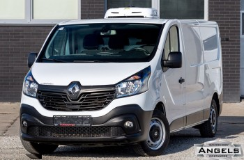 Renault Trafic CHŁODNIA DO 0 C DŁUGI L2H1 NOWY MODEL