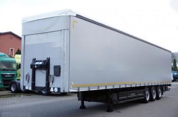 Schwarzmuller FIRANKA / STANDARD / XL / OSIE SAF/ WAGA 5500KG