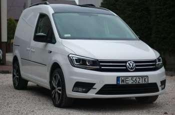 Volkswagen Caddy EDITION 35 Automat DSG Światła_Led + Ksenony Relingi Alu R17