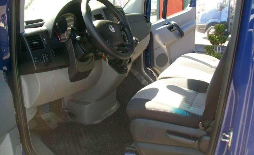 Volkswagen Crafter 2.0BITDI 164KM A/C 7 OS BLIŹNIAKI NA KAT B NAVIGACJA NR 58 zdjęcie 7