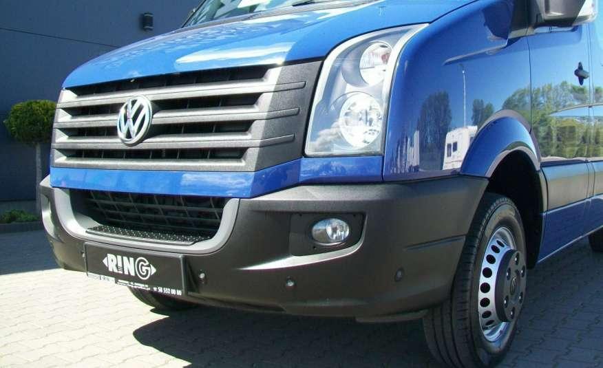 Volkswagen Crafter 2.0BITDI 164KM A/C 7 OS BLIŹNIAKI NA KAT B NAVIGACJA NR 58 zdjęcie 22