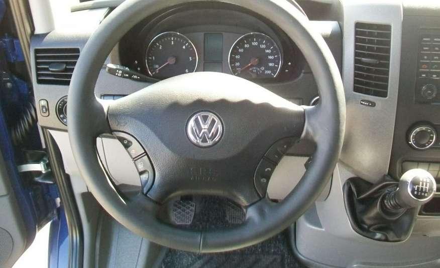 Volkswagen Crafter 2.0BITDI 164KM A/C 7 OS BLIŹNIAKI NA KAT B NAVIGACJA NR 58 zdjęcie 11