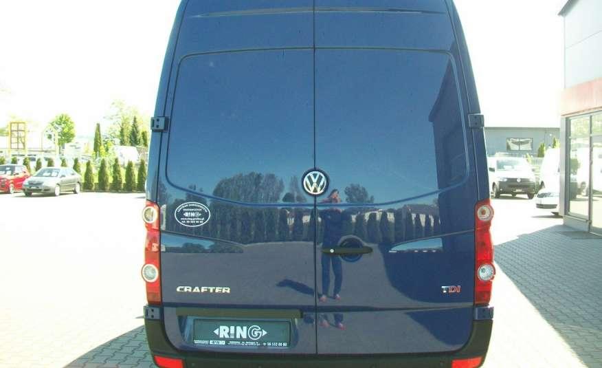 Volkswagen Crafter 2.0BITDI 164KM A/C 7 OS BLIŹNIAKI NA KAT B NAVIGACJA NR 58 zdjęcie 25