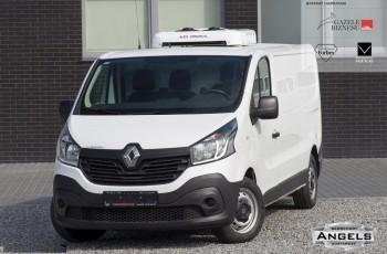 Renault Trafic CHŁODNIA 0 C + GNIAZDO POSTOJOWE 230