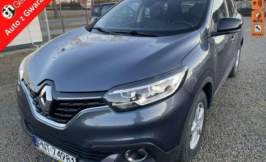 Renault Kadjar Bose Edition-nawi, kamera, gwarancja zdjęcie 1