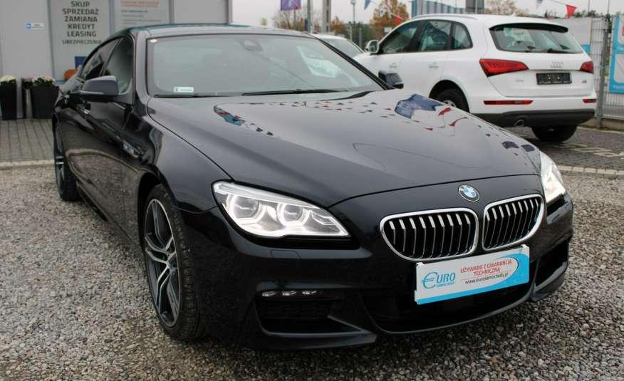 BMW 640 Salon, Skora, Xdrive, Szyber, Faktura vat, 52tys kmGran Coupe zdjęcie 1